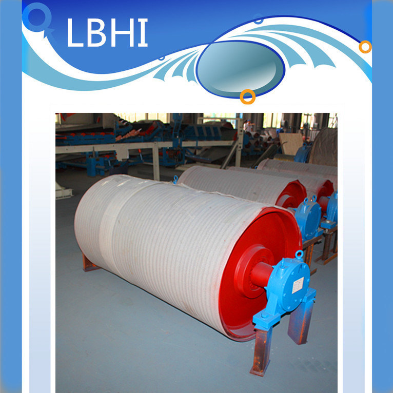 Professional Belt Conveyor Driving Pulley for Coal Mine