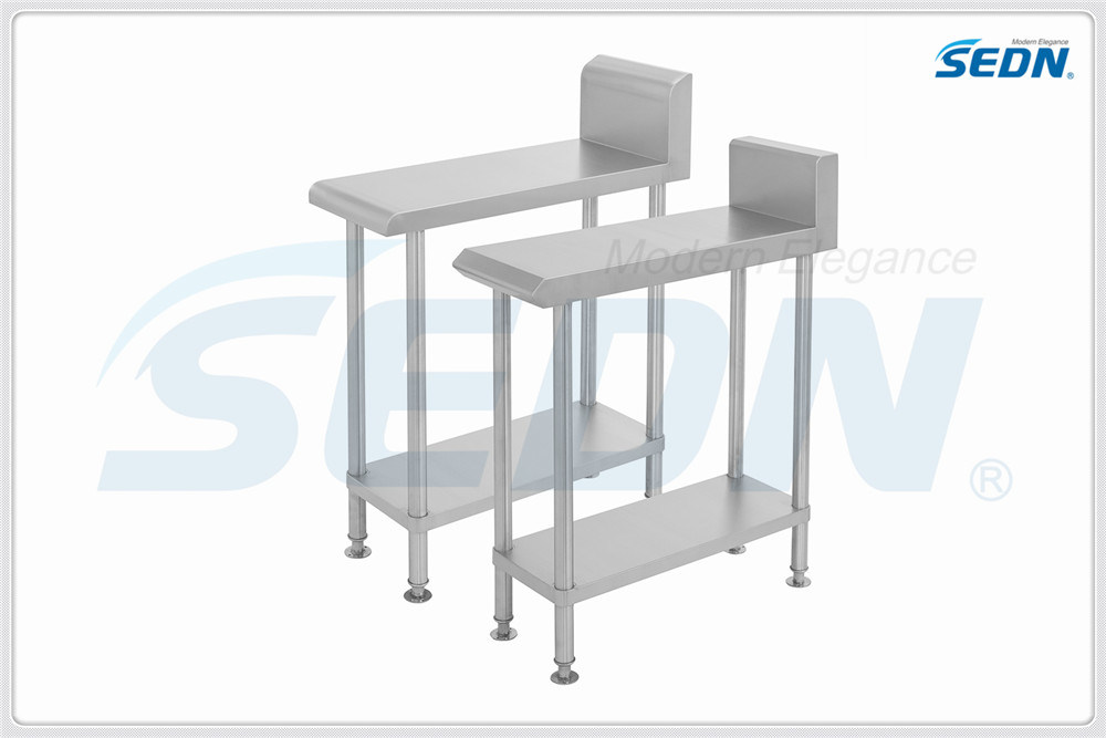 Handmade Commercial Stainless Steel Blueseal/Waldorf Infill Benches (MT1055/MT1056)
