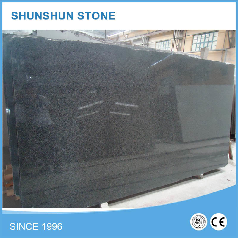 Fast Delivery Quality Assurance G654 Black Granite Tombstone