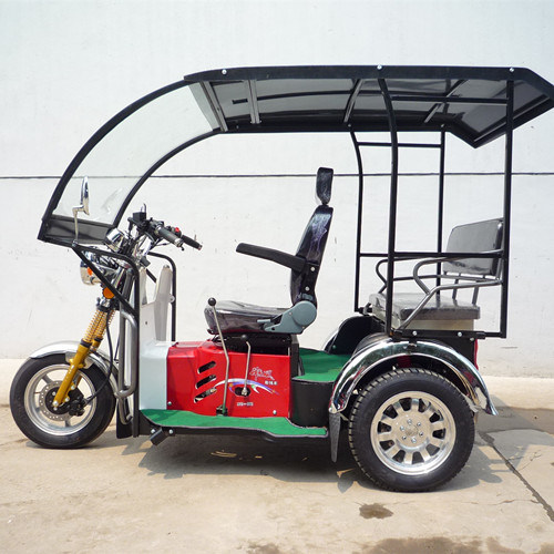 China Passenger Trike Scooter Disabled Scooter Handicapped