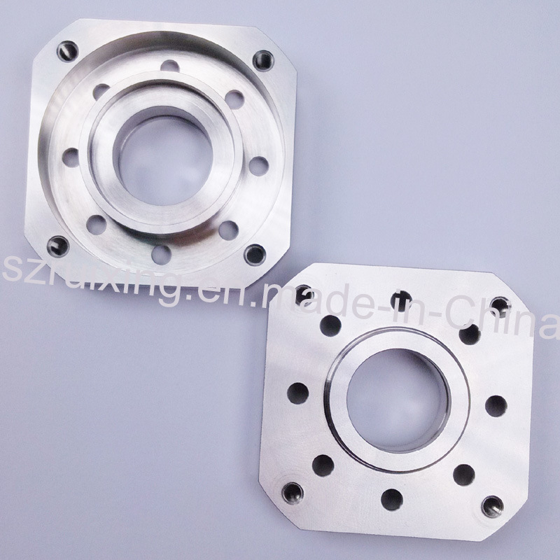 Real End for Uhv Instrument Parts