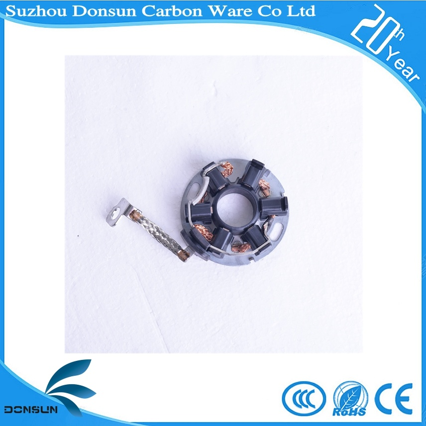 Carbon Brushes for Industrial Motor