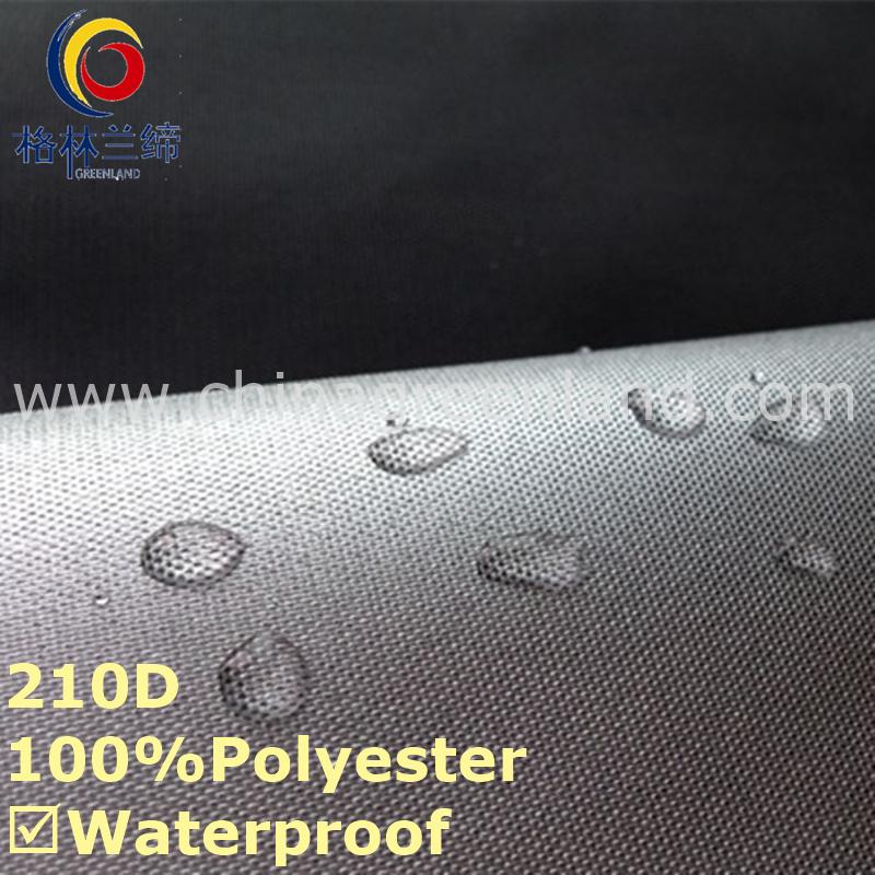 100%Polyester Plain Oxford Fabric for Garment (GLLML302)