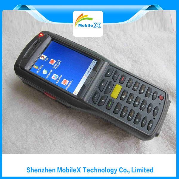 Mx8900 Industrial PDA, 1d/2D Barcode Scanner, RFID Reader