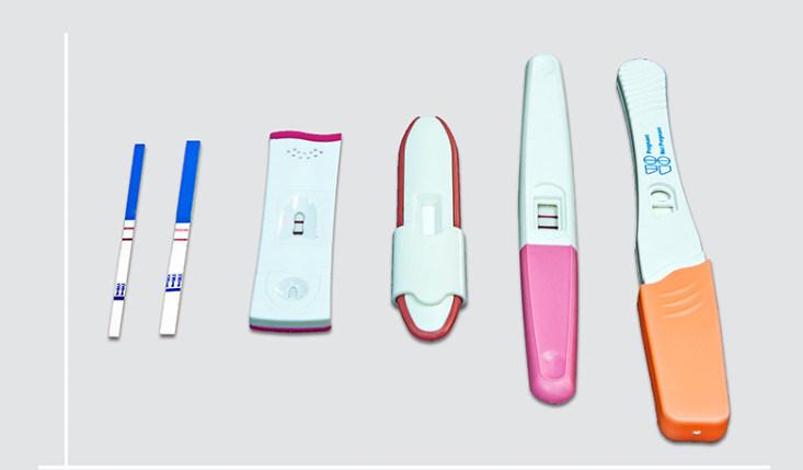 HCG Pregnancy Tests Midstream