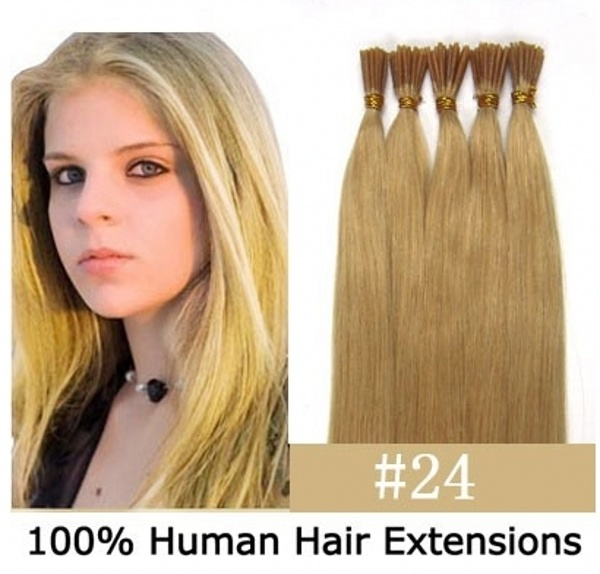 "16""-26"" Pre Bonded 6A Quality Straight 100% Remi Hair Extension"