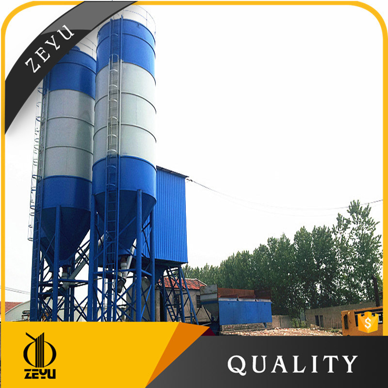 Low Cost Hzs40 Full Automatic Ready Mixed Concrete Batching Plant