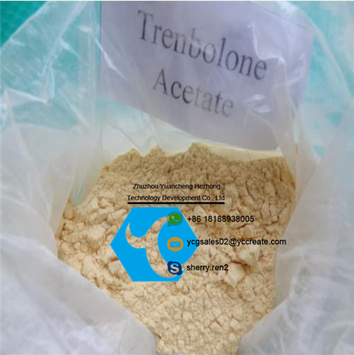 High Quality Trenbolone Acetate Steroid Powder From China 10161-34-9