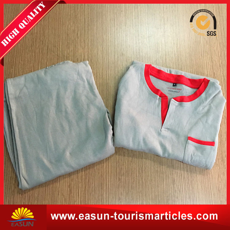 Business Class 100% Cotton Airline Pajamas