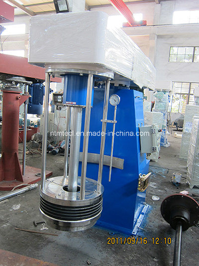 Basket Wet Grinding Sand Mill for Pesticide, Paint, Ink, Pigment