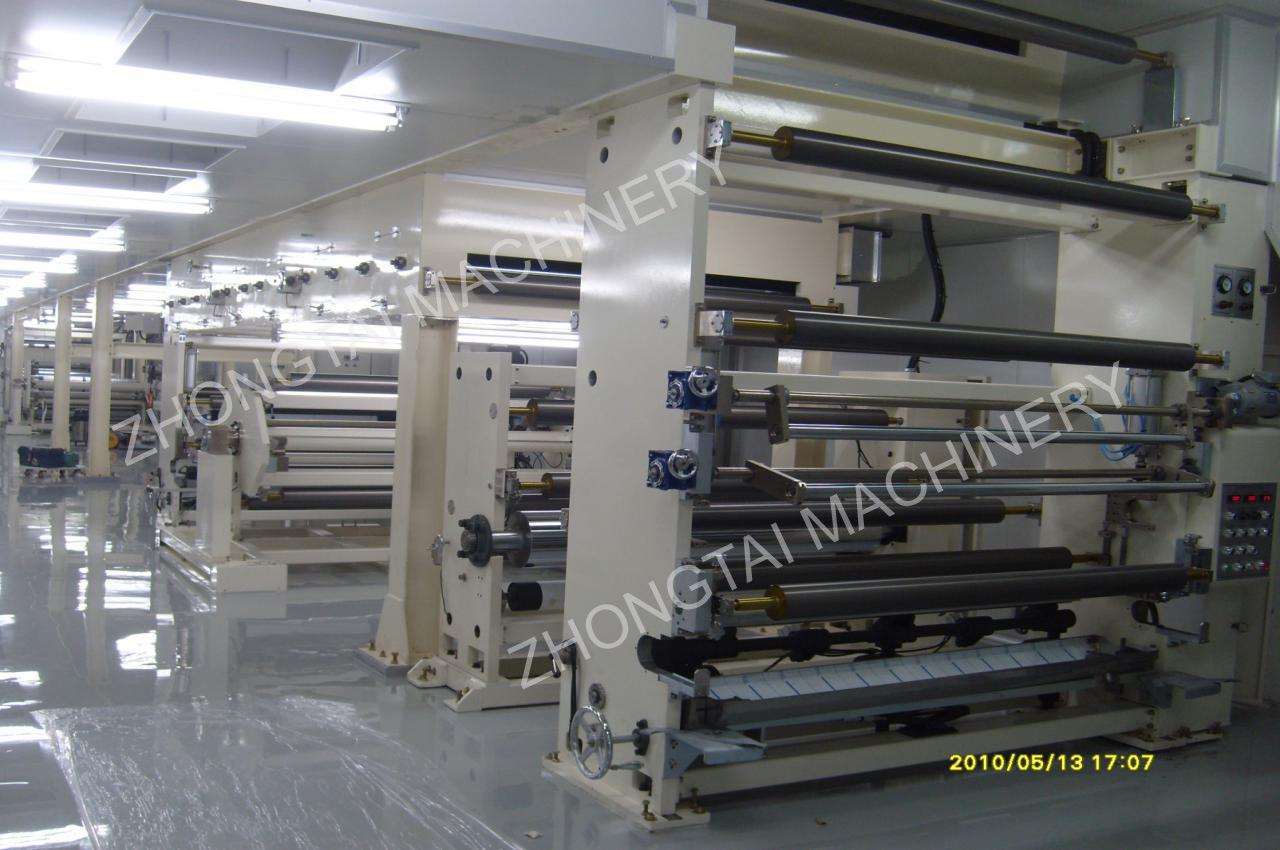 PE Film Coating Machine, PE Film Lamination Machine