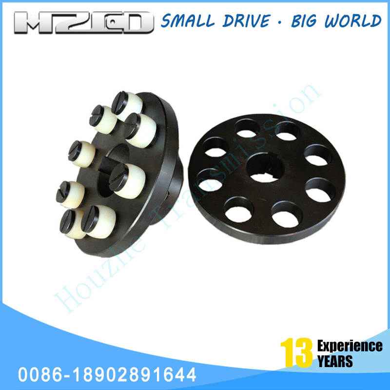 Hzcd Lt Bushed Pin Type Textile Machinery Used Cross Universal Joint Coupling