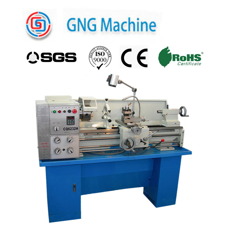 High Precision High Speed CNC Metal Lathe