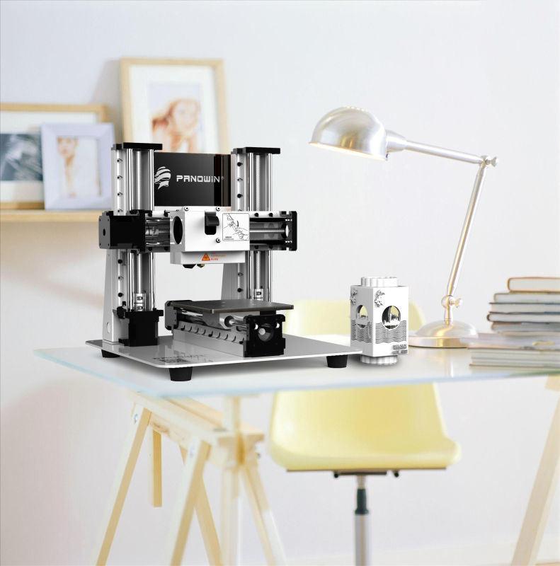 3D Printer Machine with Aluminium Enclosure