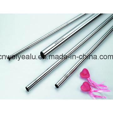 Widely Used Aluminium Pipe Round Aluminium Tube Profile