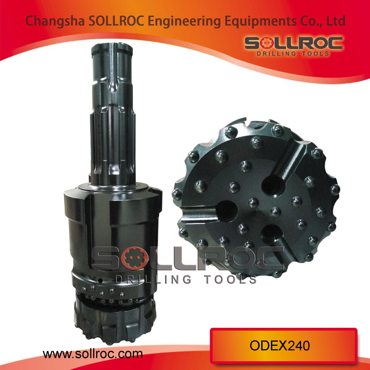 Odex165 Overburden Casing Drilling System