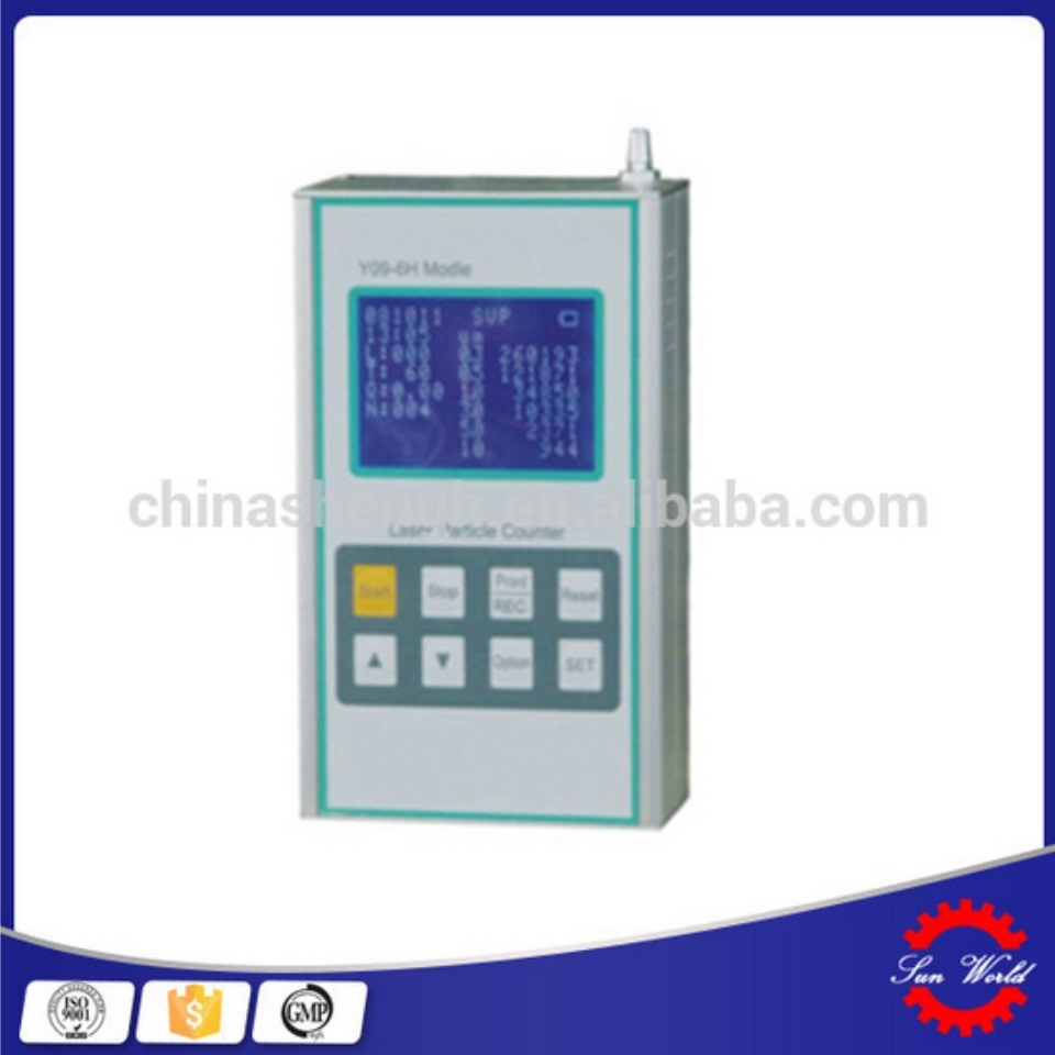 Laser Particle Counter (HAND STYLE)