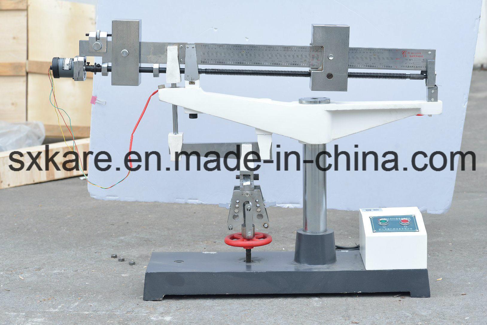 Electric Cement Flexure Testing Machine (DKZ-5000)