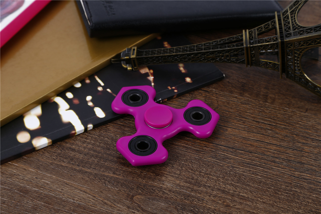 Decompression Toys, Spinning More Than Two Munites Small Finger Toy Hand Fidget Spinner Toy
