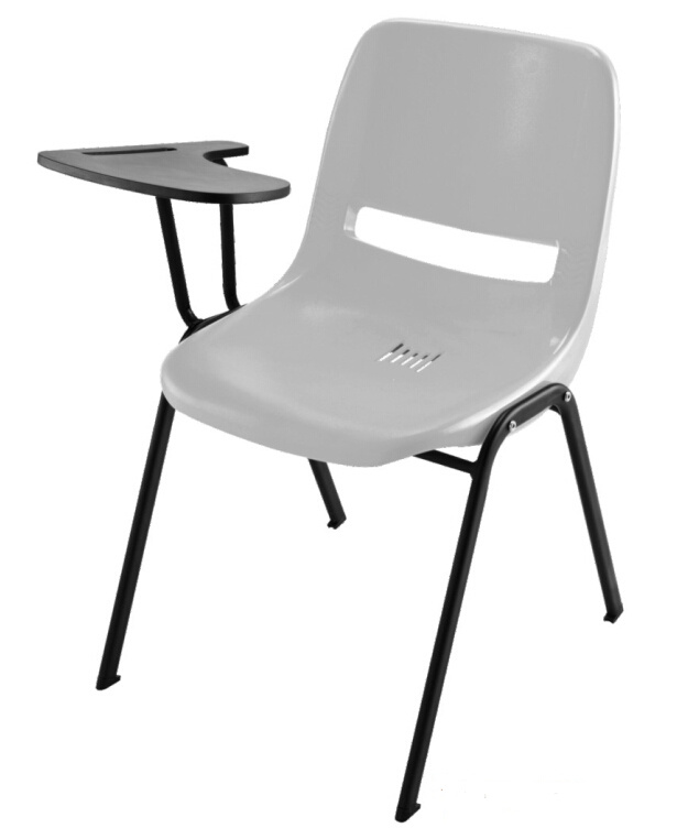 Hot Sale School Student Training Office Chair with Writing Pad