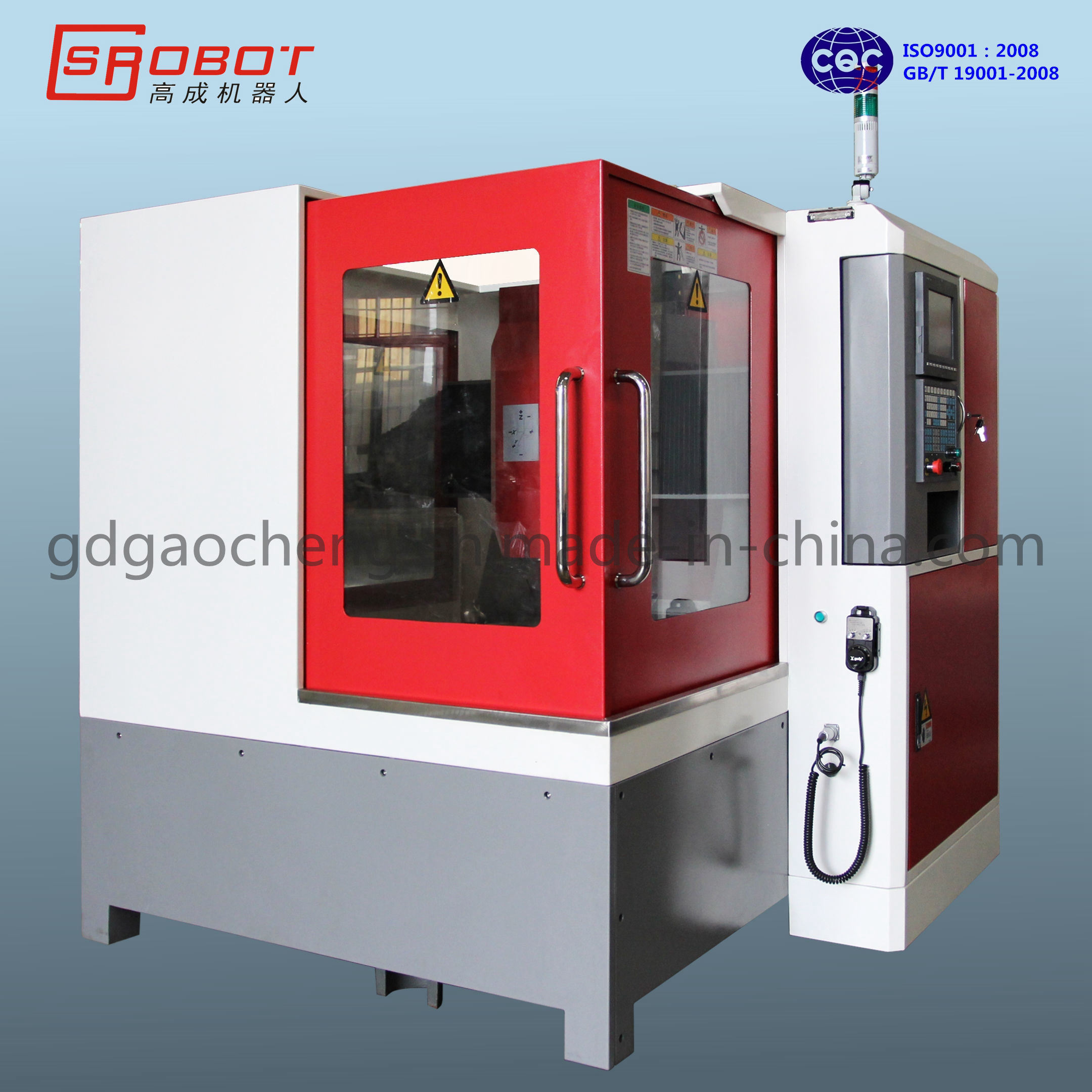 CNC Milling and Engraving Machinery GS-E600