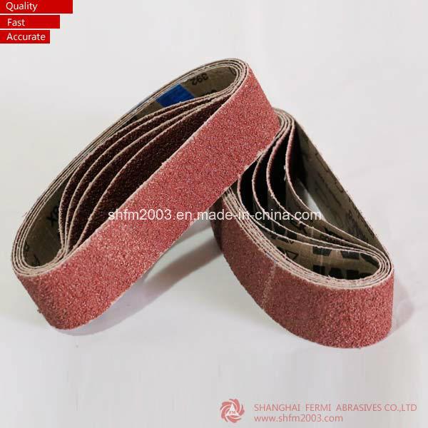 "2"" X 72"", 2200X1330mm 2745X150mm 610X100mm 750X250mm Abrasive Aluminum Oxide Polishing Sanding Belt for Belt Sander"