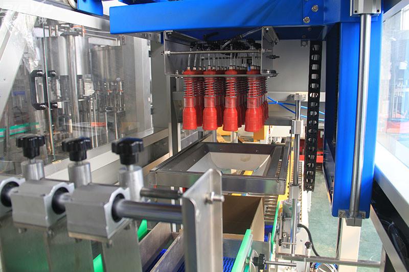 Auto Wraparound Carton Packaging Machine for Africa Market