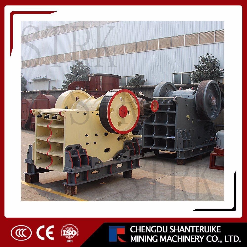 High Efficient PE Series Mobile Stone Crusher Machine in India