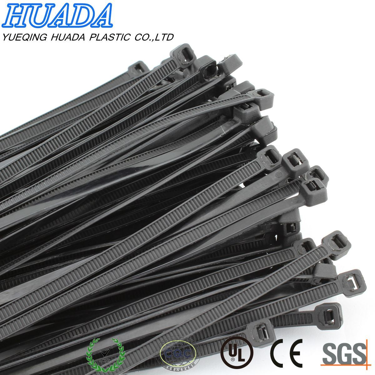 UV Resistant Self Locking Nylon Soft Cable Tie/Tie Wrap/Zip Tie/