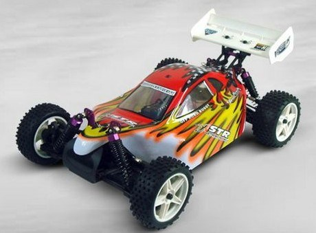 1/10 Brushless RC Car Crazy off Road 4X4 RC Buggy