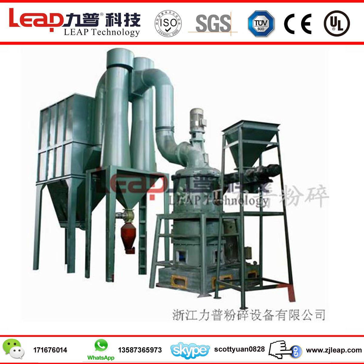 High Quality Ultrafine Powder Grinding Mill for Kaolin, Limestone