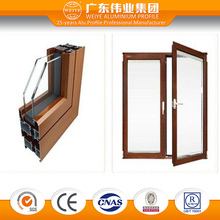 65 Series Aluminium Inward Tilt-Turn Window