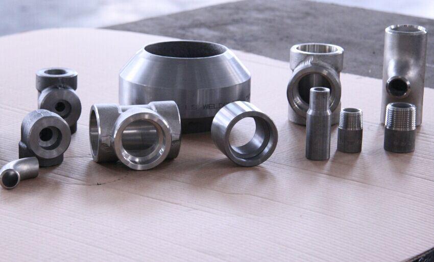 Titanium Hex Nipple