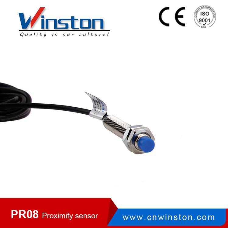Pr08 Flush ABS Metal Inductance Proximity Sensor Switch