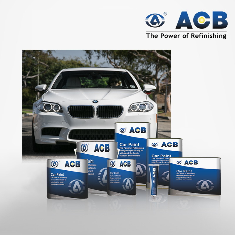 Auto Spray Car Refinishing Products