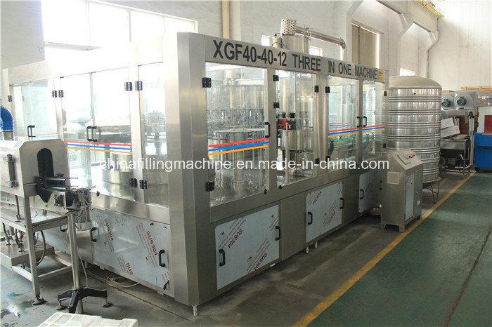 Mineral Water Bottling Machine for Plastic Bottle 250-2000ml