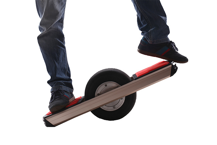 Mini Skateboard 750W Balance Scooter with Lithium Battery