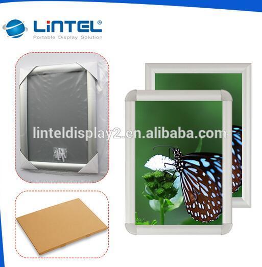 Custom Szie Aluminum Snap Frame