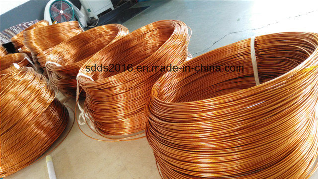PI F46 Coating Compound Film Round Copper Wire