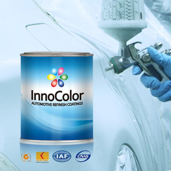 Yellowing Resistant Color Paint for Car Repair