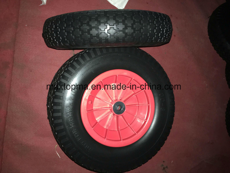 China Maxtop Factory PU Foam Wheel