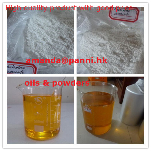 Decadurabolin / Nandrolone Decanoate White Crystalline Powder for Osteoporosis