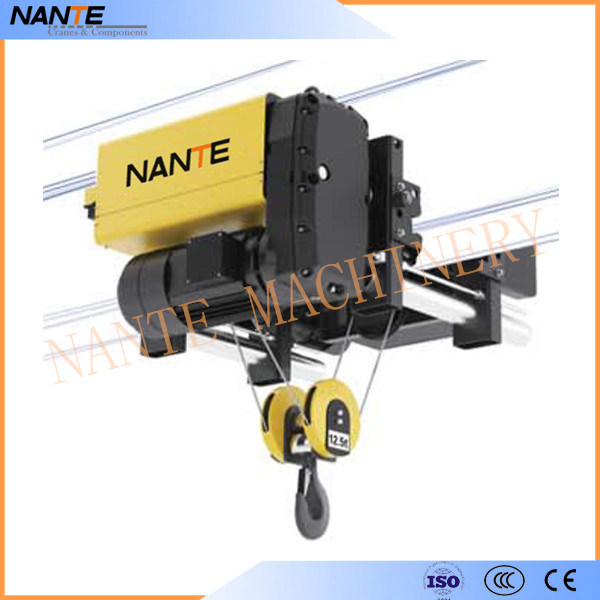 Electrical Sha Low Headroom Wire Rope Hoist