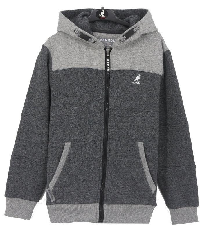 2017 New Design Wholesale Custom Children Cotton Fleece French Loopback Embroidery Zipthrough Sweatshirts Hoodies