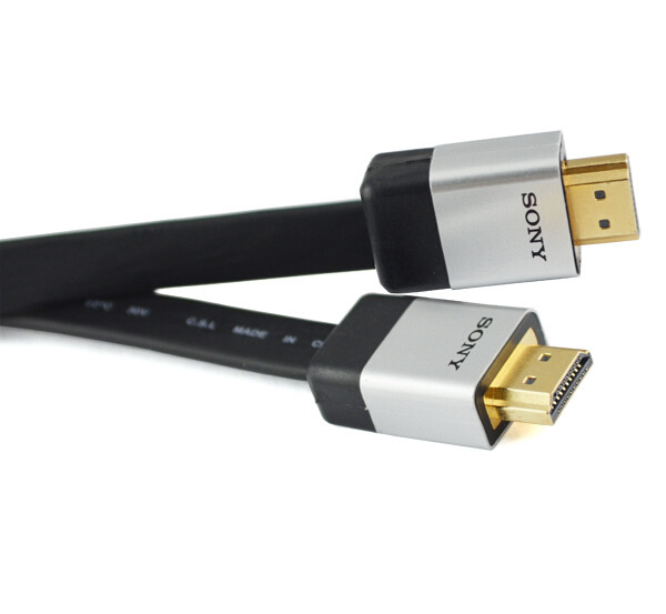 HDMI Cable Flat Cable 1.3/1.4/2.0 Version