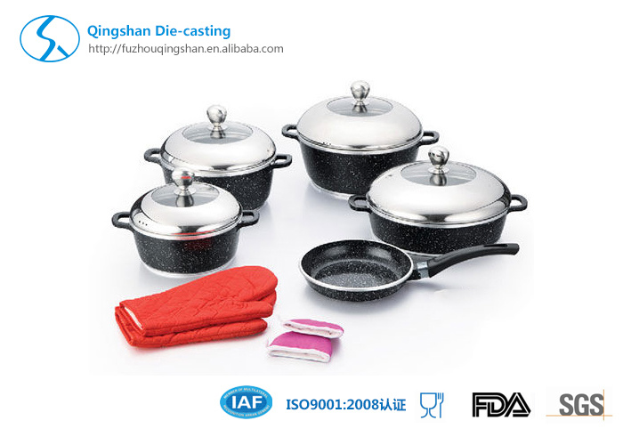 Aluminum Non-Stick Cookware Set