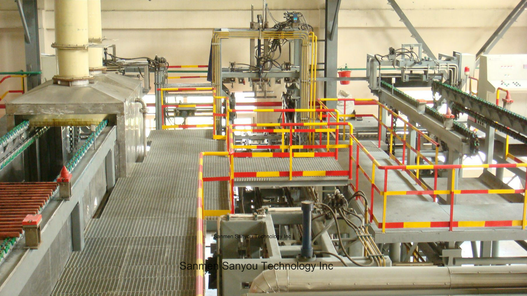 Permanent Cathode Copper Automatic Stripping Machine (Copper Peeling Machine)