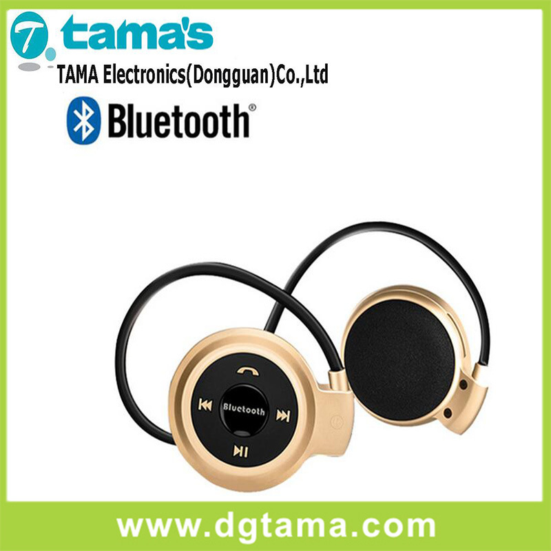 Good Quality Portable Bluetooth Stereo Headphone with Many Colors Option