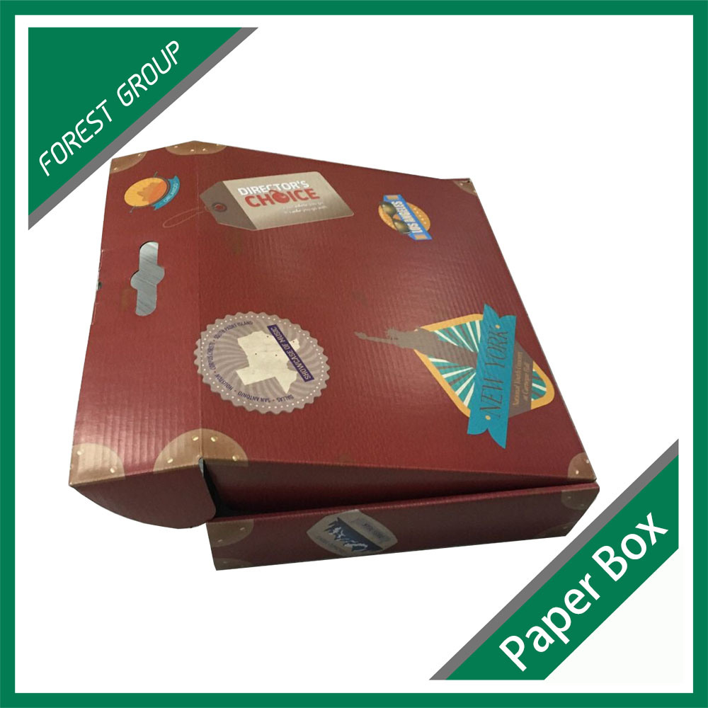 Newly Design Cheap Packaging Paper Mailing Box (FOREST PACKING 015)
