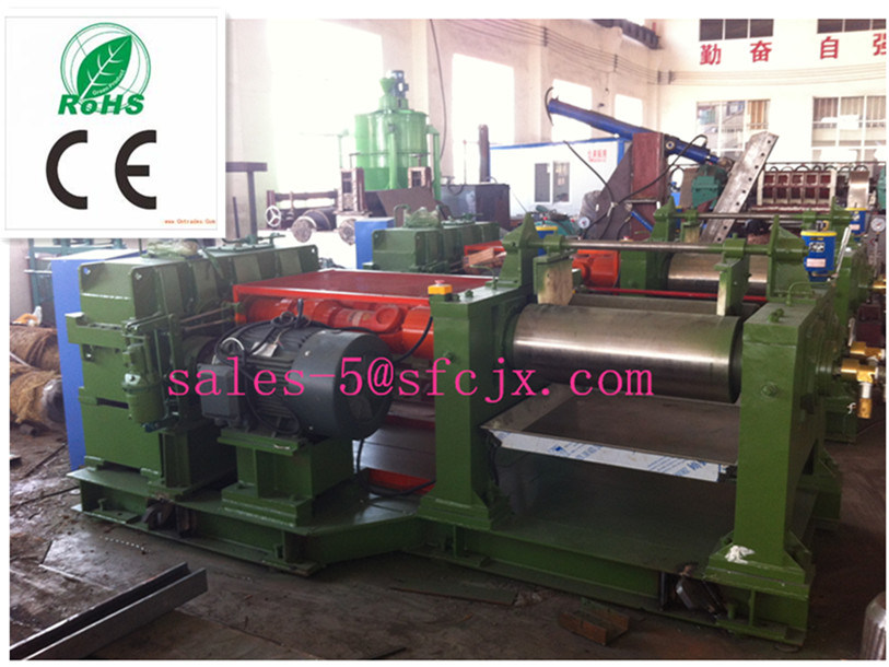 Two Rolls Rubber Mixing Mill /Open-Type Mixing Mill